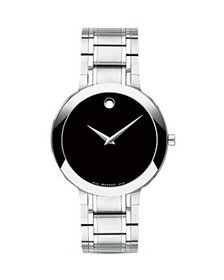 Movado - Stiri Stainless Steel Watch, 40mm
