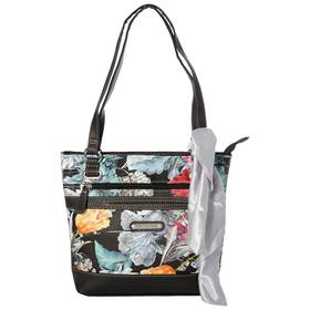 Stone Mountain Floral Mandy Tote