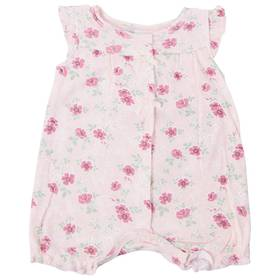 Baby Girl (3-9M) Laura Ashley® Floral Romper