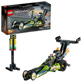 LEGO Technic Dragster 42103 Pull-Back Racing Toy B
