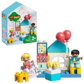 LEGO DUPLO Town Playroom 10925 Building Play Set,
