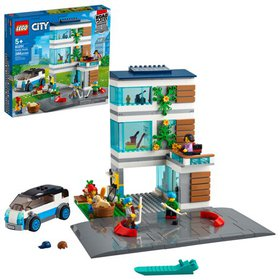 LEGO City Family House 60291 Building Toy for Kids