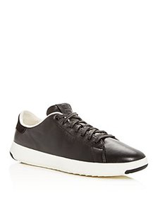Cole Haan - Men's GrandPro Leather Lace Up Sneaker