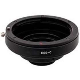 ProOPTIC Canon EOS Lens to C-Mount Camera Adapter