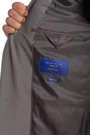 Perry Ellis Solid Very Slim Fit Performance Tech 2