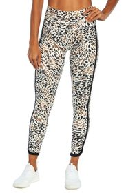 Jessica Simpson Toni Marbled High Waisted Leggings