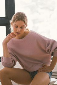 Out From Under Luciana Thermal Long Sleeve Top