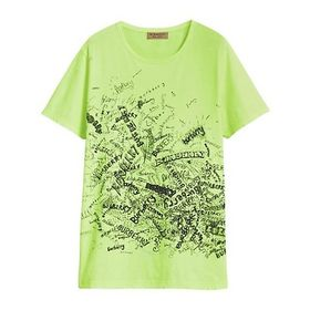 Burberry Burberry Rydon Graphic T-Shirt in Bright