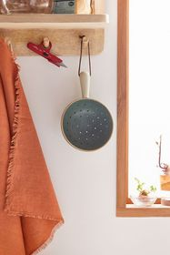 Dylan Ceramic Handle Colander