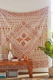 Kantha Stitch Tapestry
