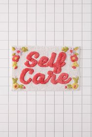 Self-Care Bath Mat