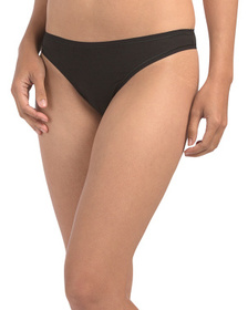 Made In Italy Everyday Cotton Thong