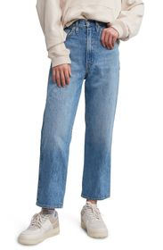Levi's WellThread™ Ribcage Ankle Wide Leg Jeans