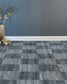 Wright Hand-Knotted Rug 9' x 12' Wright Hand-Knott