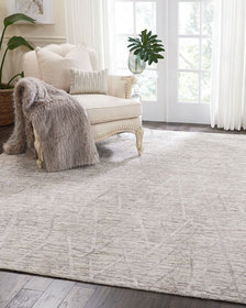 NourCouture Dawson Hand-Knotted Rug 10' x 14'