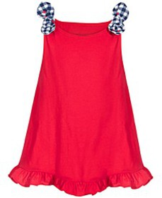 Toddler Girls Ruffled Cotton Tunic, Created for Ma