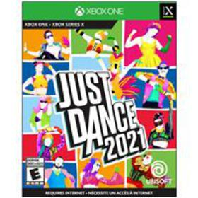 Ubisoft Just Dance 2021 for Xbox One and Xbox Seri
