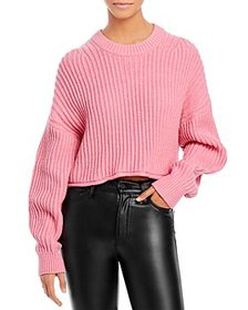 A.L.C. - Lianne Ribbed Knit Sweater