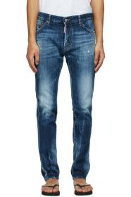 dsquared2 - Blue Cool Guy Jeans