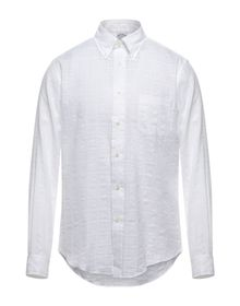 BROOKS BROTHERS - Solid color shirt
