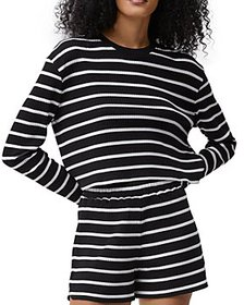 FRENCH CONNECTION - Tommy Striped Top