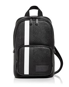 Bally - Off Shore Coated Canvas Sling Bag