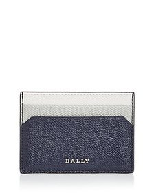 Bally - Essence Leather Card Case