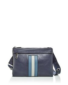 Bally - Highpoint Leather Shoulder Bag