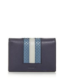 Bally - Highpoint Leather Bifold Card Case