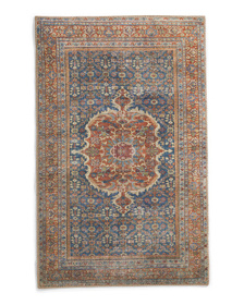 Made In Egypt Flat Weave Scatter Rug