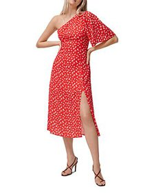 FRENCH CONNECTION - Fayola Floral Print One Should