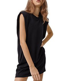 FRENCH CONNECTION - Shoulder Pad Mini Dress