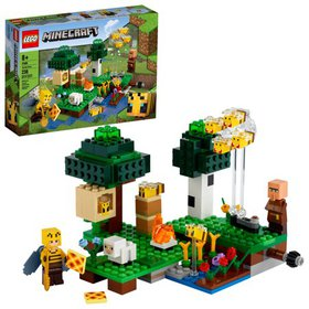 LEGO Minecraft The Bee Farm 21165 Building Toy wit