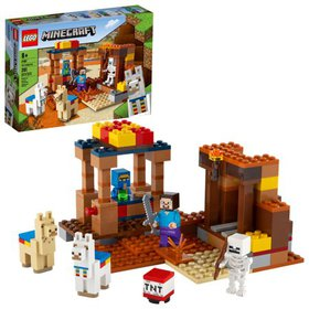 LEGO Minecraft The Trading Post 21167 Collectible