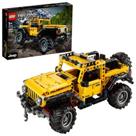 LEGO Technic Jeep Wrangler 42122; Engaging Toy for