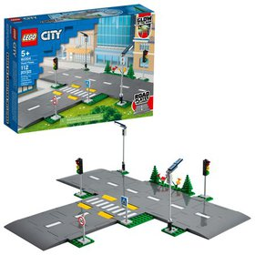 LEGO City Road Plates 60304; Cool Building Toy for