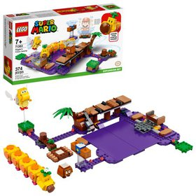 LEGO Super Mario Wigglers Poison Swamp Expansion S