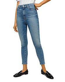 7 For All Mankind - Aubrey Ankle Skinny Jeans in S
