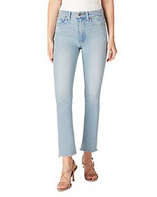 Joe's Jeans - High Rise Cropped Bootcut Jeans