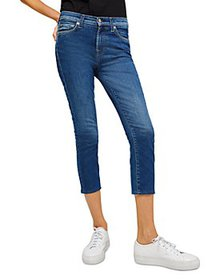 7 For All Mankind - The Ankle Skinny Jeans in Venu