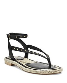 VINCE CAMUTO - Women's Kalmia Ankle Strap Studded