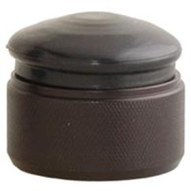Cavision Threaded Metal Ring with Rubber Base Bott