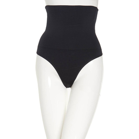 Womens Rosie Pope Maternity Waist Control Thong -