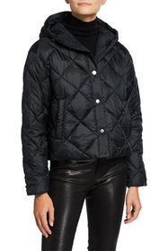 Max Mara Cisoft Quilted Jacket