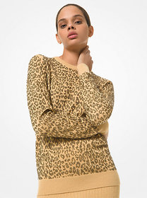 Michael Kors Grommeted Cashmere Sweater