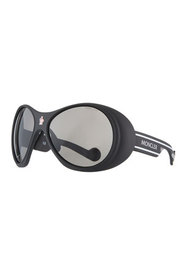 Moncler Oversized Injected Plastic Goggle Sunglass