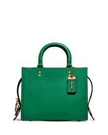 COACH - Rogue 25 Small Leather Tote