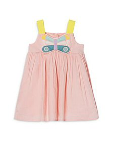 Stella McCartney - Girls' Embroidered Butterfly Dr