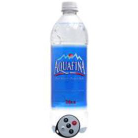 Bush Baby Bottled Water with 1080p Covert Camera