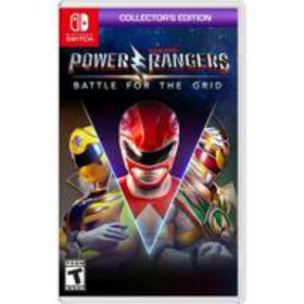 Power Rangers: Battle for the Grid Collector's Edi